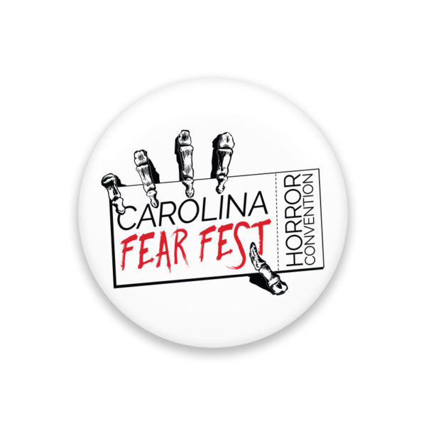 Carolina Fear Fest Button