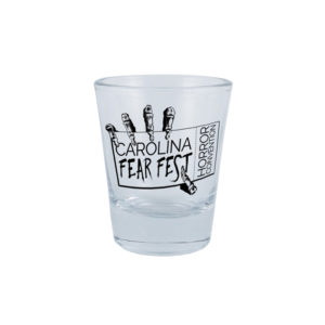 Carolina Fear Fest Shot Glass