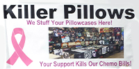 Killer Pillows