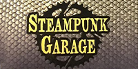Steampunk Garage