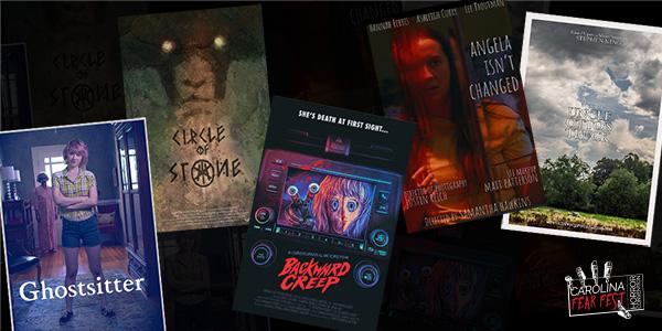 Carolina Fear Fest 2020 Film Fest