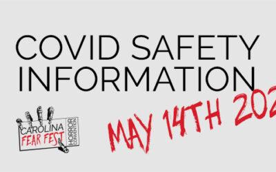 COVID Guidance Update – 5/14/21