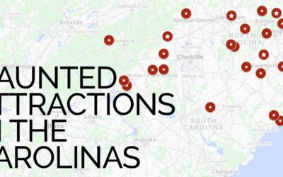 Haunted Attractions in the Carolinas